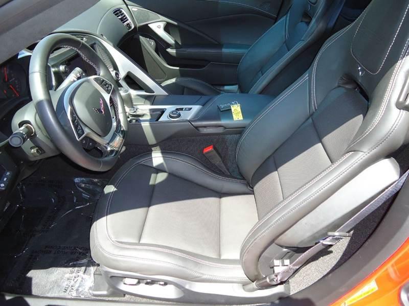2016 Chevrolet Corvette Z06 2dr Coupe w/3LZ - Englewood FL