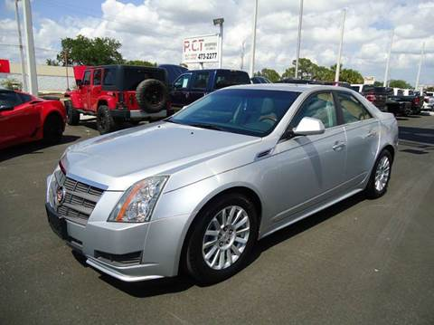 2010 Cadillac CTS for sale in Englewood, FL