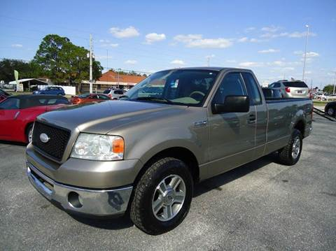 2006 Ford F-150 for sale in Englewood, FL
