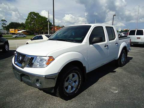 2010 Nissan Frontier for sale in Englewood, FL
