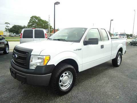 2013 Ford F-150 for sale in Englewood, FL