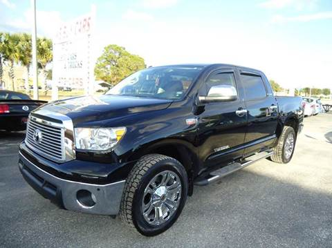 2012 Toyota Tundra for sale in Englewood, FL