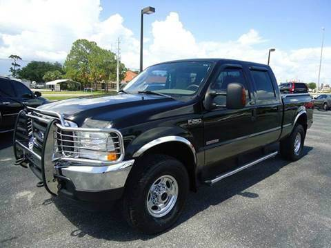 2004 Ford F-250 Super Duty for sale in Englewood, FL