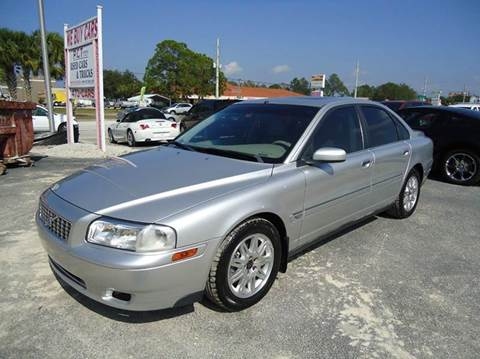 2004 Volvo S80 for sale in Englewood, FL
