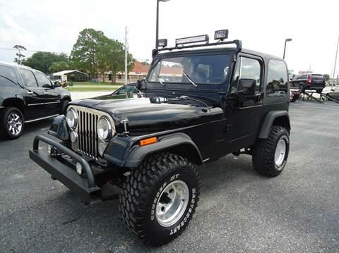 1985 jeep cj 7 for sale charlotte nc. Black Bedroom Furniture Sets. Home Design Ideas
