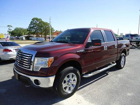 2010 Ford F-150 for sale in Englewood, FL