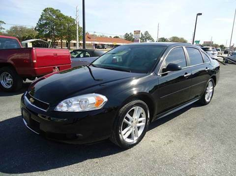 2014 Chevrolet Impala Limited for sale in Englewood, FL