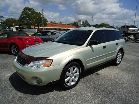 2007 Subaru Outback for sale in Englewood, FL