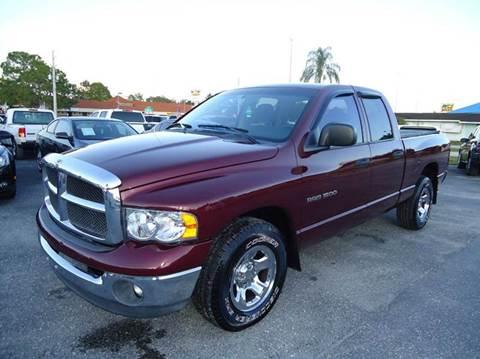 2003 Dodge Ram Pickup 1500 for sale in Englewood, FL