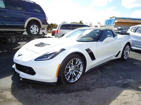 2015 Chevrolet Corvette for sale in Englewood, FL