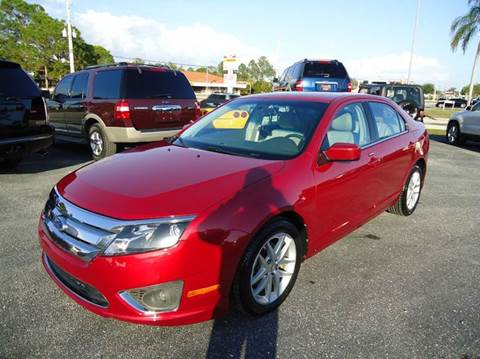 2011 Ford Fusion for sale in Englewood, FL