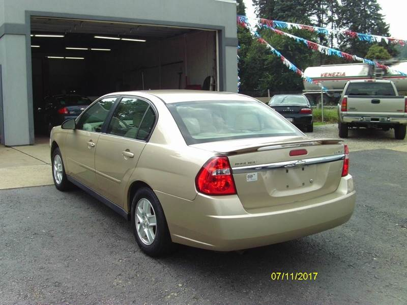 2005 Chevrolet Malibu LS 4dr Sedan - Belle Vernon PA