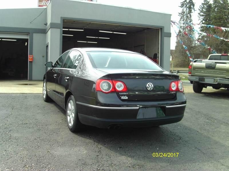 2008 Volkswagen Passat Turbo 4dr Sedan 6A - Belle Vernon PA