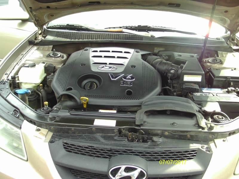 2006 Hyundai Sonata GLS V6 4dr Sedan - Belle Vernon PA