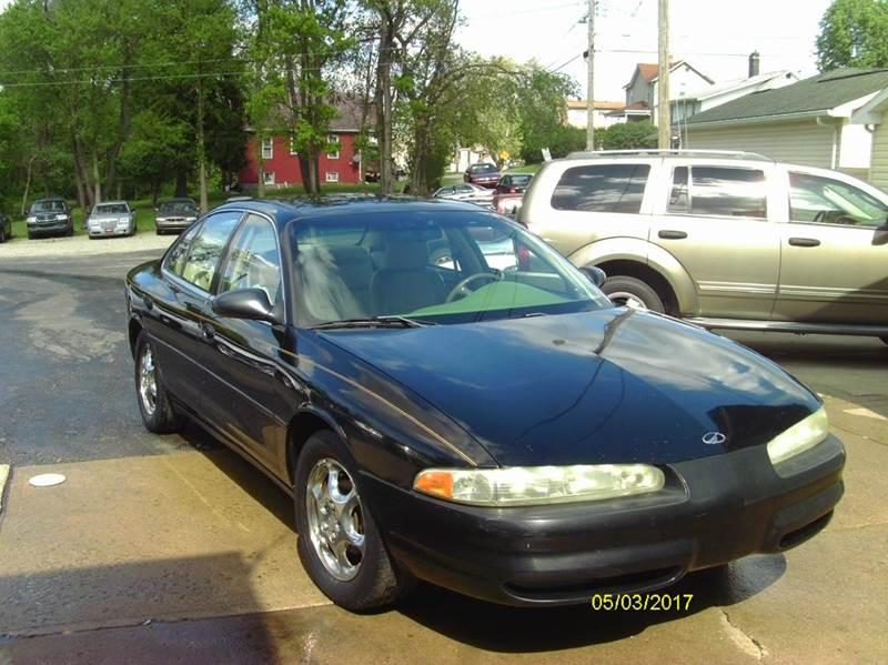 1998 Oldsmobile Intrigue GL 4dr Sedan - Belle Vernon PA