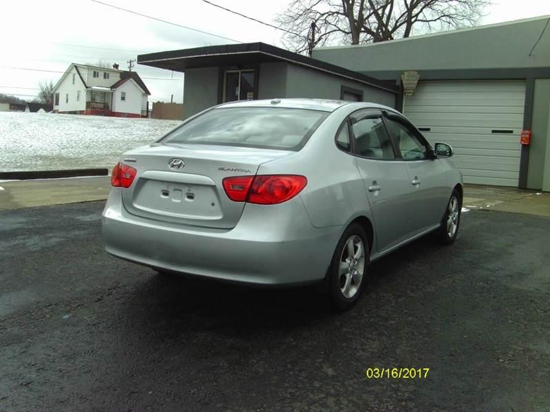 2008 Hyundai Elantra GLS 4dr Sedan - Belle Vernon PA