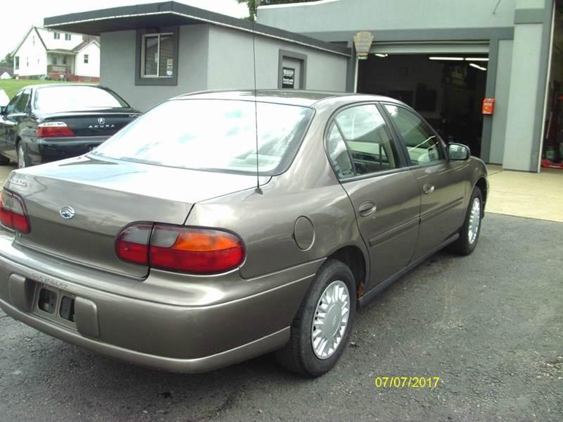 2001 Chevrolet Malibu 4dr Sedan - Belle Vernon PA