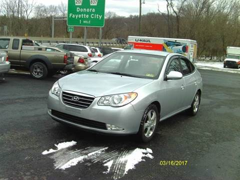 2008 Hyundai Elantra for sale in Belle Vernon, PA