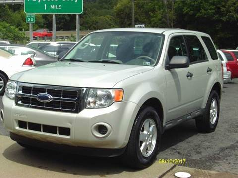 2009 Ford Escape for sale in Belle Vernon, PA