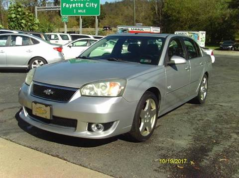 2006 Chevrolet Malibu for sale in Belle Vernon, PA