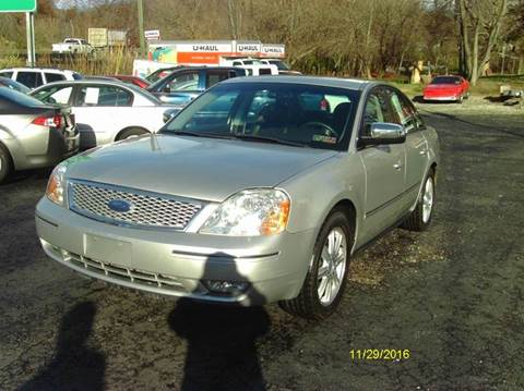 2006 Ford Five Hundred for sale in Belle Vernon, PA