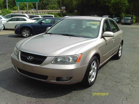 2006 Hyundai Sonata for sale in Belle Vernon, PA
