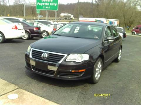 2008 Volkswagen Passat for sale in Belle Vernon, PA