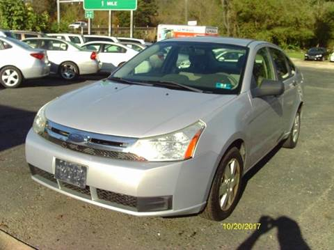 2008 Ford Focus for sale in Belle Vernon, PA