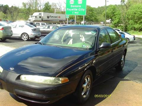 1998 Oldsmobile Intrigue for sale in Belle Vernon, PA