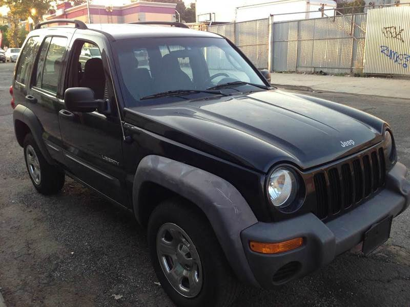 2004 jeep liberty columbia edition 4wd 4dr suv in newark nj ej motors llc. Black Bedroom Furniture Sets. Home Design Ideas