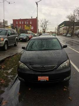 2002 Toyota Camry for sale in Newark, NJ