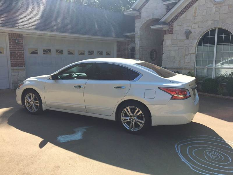 2015 Nissan Altima 2.5 S 4dr Sedan In Palestine TX - Montees Auto ...