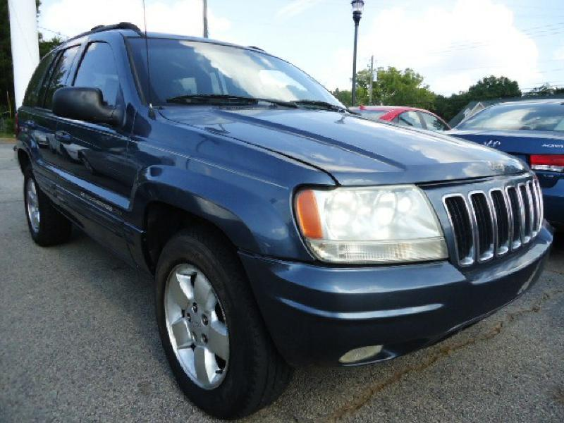 2001 Jeep Grand Cherokee Limited 4WD 4dr SUV - Stone Mountain GA