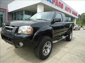 2001 Nissan Frontier for sale in Stone Mountain, GA