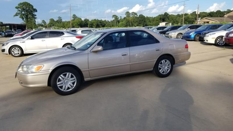 2001 toyota camry for sale in houston tx. Black Bedroom Furniture Sets. Home Design Ideas