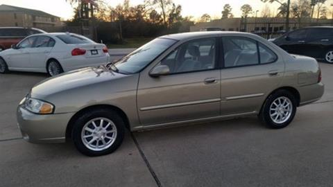 2000 Nissan Sentra for sale in Houston, TX