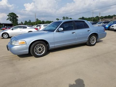 2000 Ford Crown Victoria for sale in Houston, TX