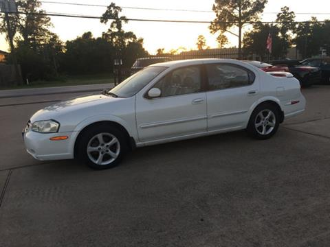 2000 Nissan Maxima for sale in Houston, TX