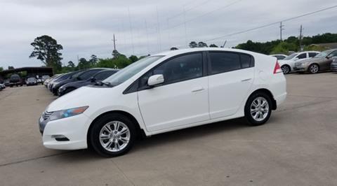 2011 Honda Insight for sale in Houston, TX