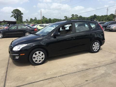 2010 Hyundai Elantra Touring for sale in Houston, TX