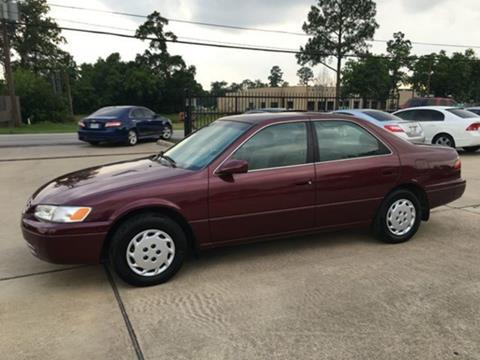 1998 toyota camry for sale in texas. Black Bedroom Furniture Sets. Home Design Ideas