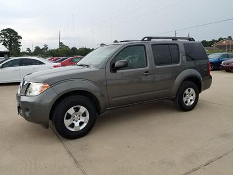 2009 Nissan Pathfinder for sale in Houston, TX