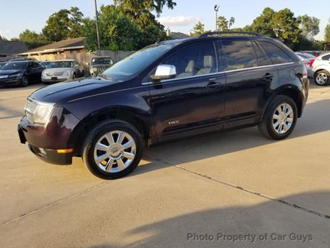 2007 Lincoln MKX for sale in Houston, TX