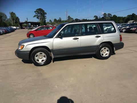 1999 Subaru Forester for sale in Houston, TX