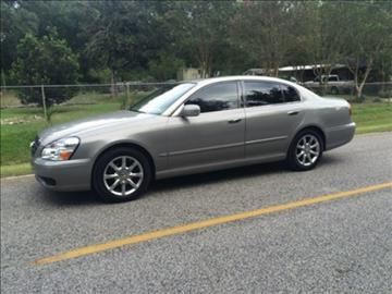 2005 Infiniti Q45 for sale in Houston, TX