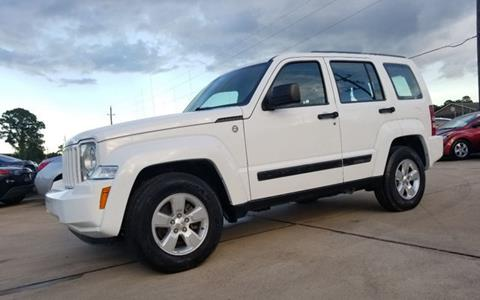 2012 Jeep Liberty for sale in Houston, TX