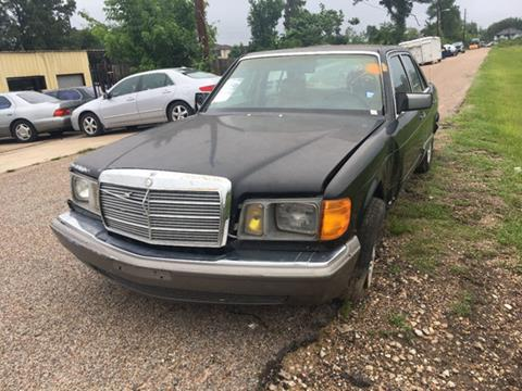 1985 Mercedes-Benz 300-Class for sale in Houston, TX