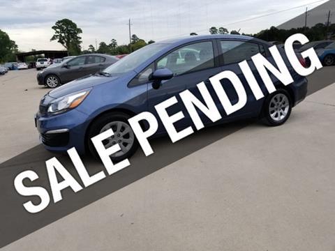 2016 Kia Rio for sale in Houston, TX