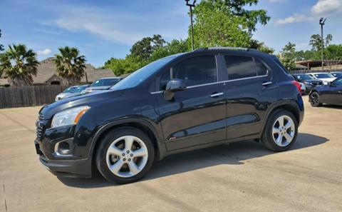 2015 Chevrolet Trax for sale in Houston, TX