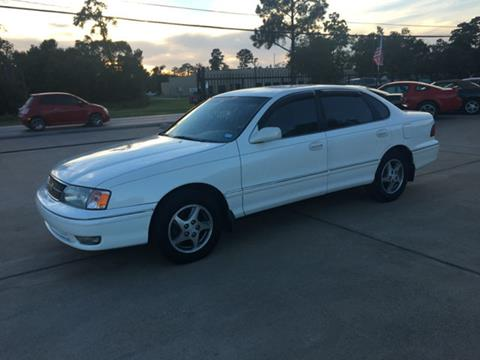 1998 Toyota Avalon for sale in Houston, TX
